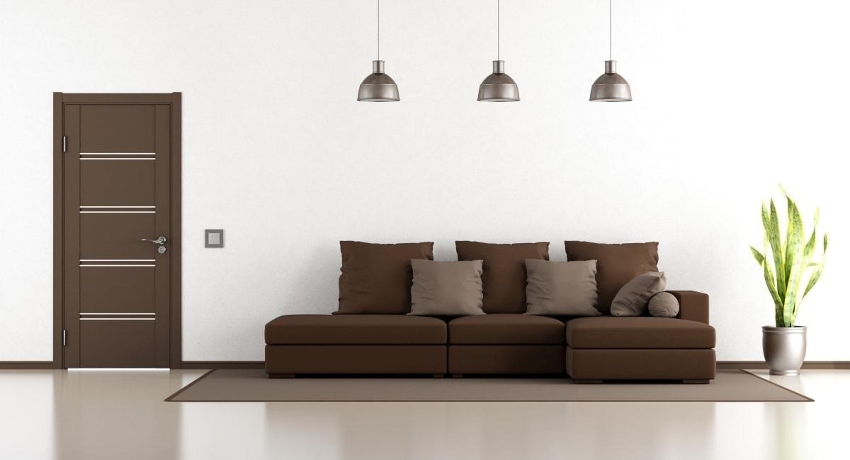 Jak dobrać kolor ścian do ciemnych mebli