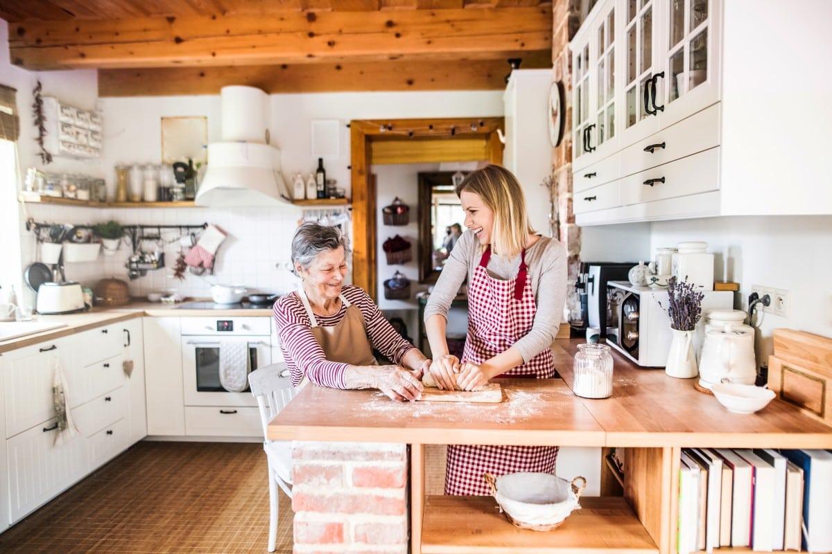 Kuchnia rustykalna jak urządzić