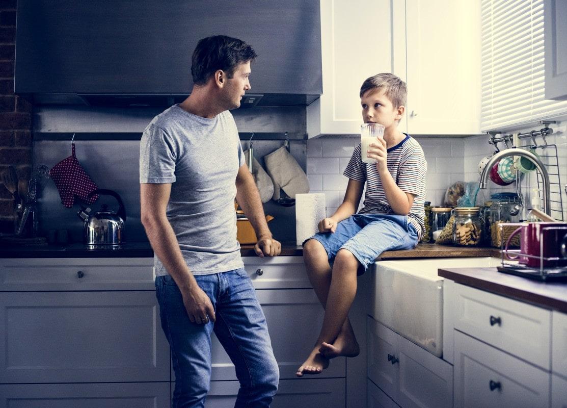 Kuchnia to serce domu i miejsce rodzinnych spotkań
