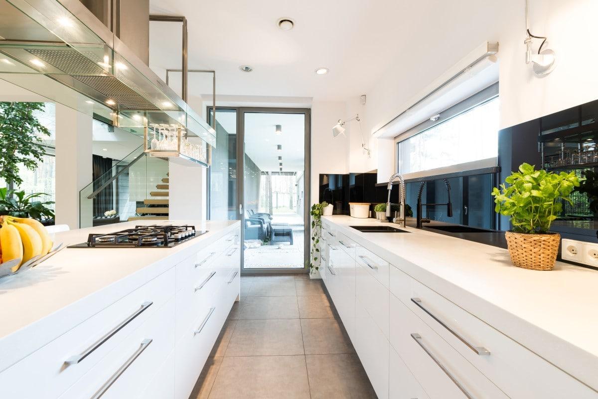 Otwarta kuchnia sprzyja życiu rodzinnemu i towarzyskiemu
